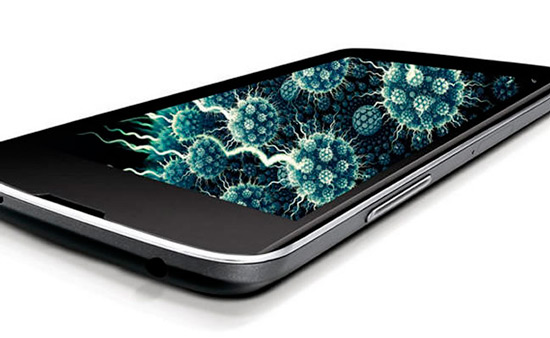 Limpiar virus del celular