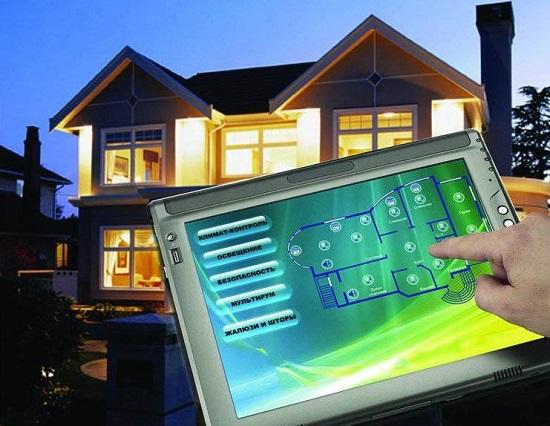 Dom tica dom stica casas inteligentes tecnolog a f cil - Trasformare una casa in domotica ...
