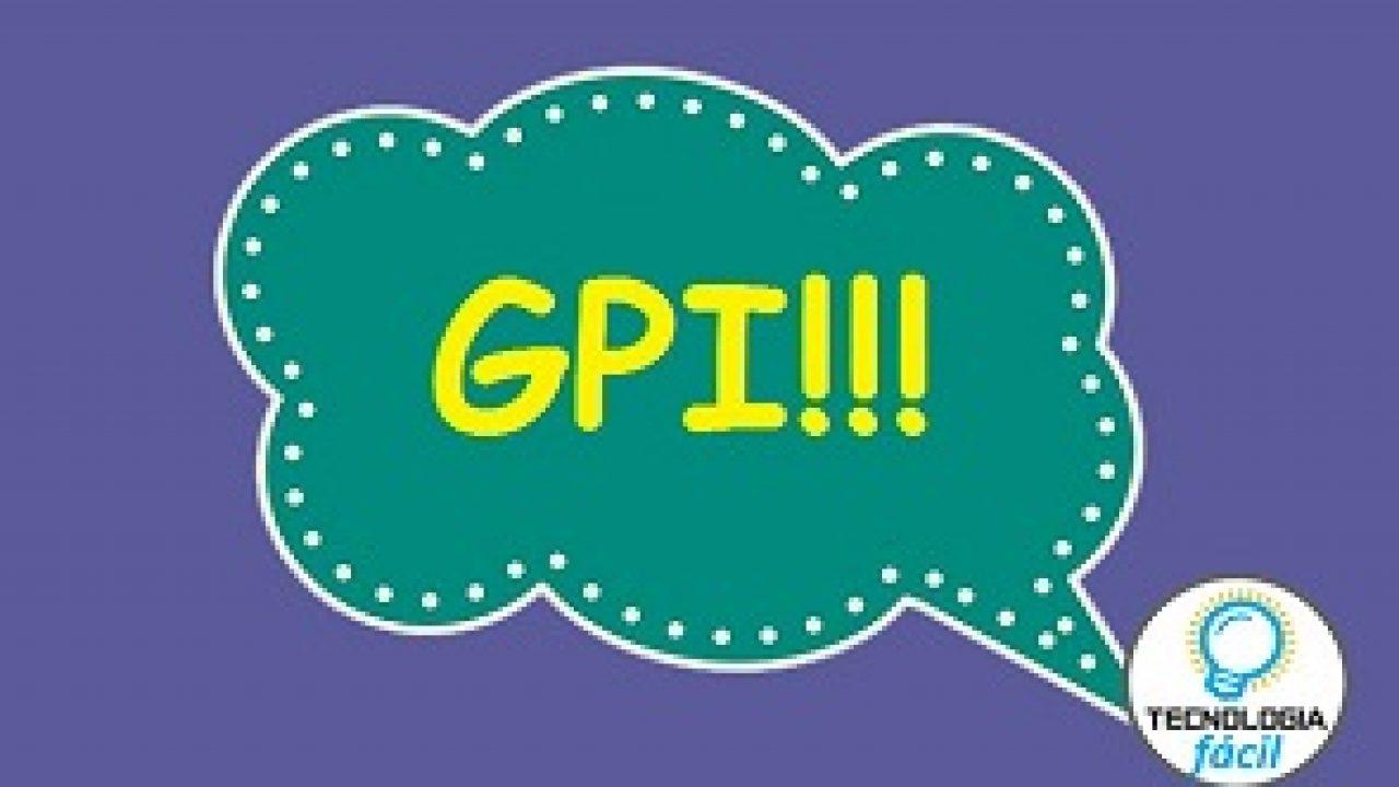 Qué Significa Gpi Tecnología Fácil