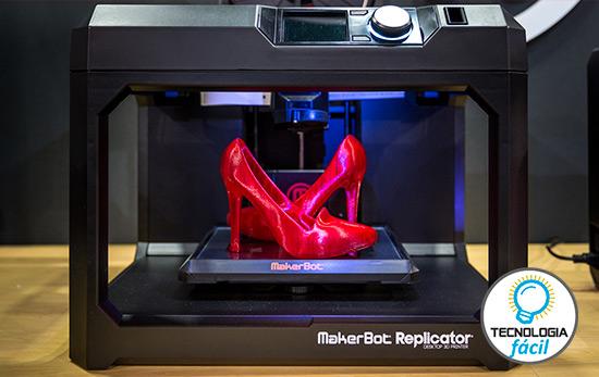 Impresoras 3d tecnolog a f cil for Videos de impresoras 3d