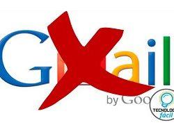 ¿Cómo eliminar una cuenta de Gmail?